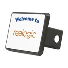 welcome transparent Hitch Cover