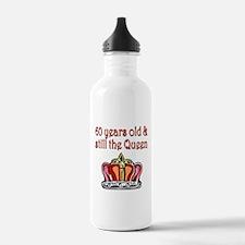 60 YR OLD QUEEN Water Bottle