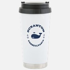 Scranton Whale Excursions Stainless Steel Travel M