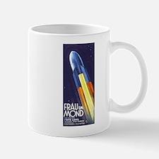 Woman in the Moon - Frau im Mond Mug