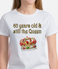 MAJESTIC 60 YR OLD Women's T-Shirt