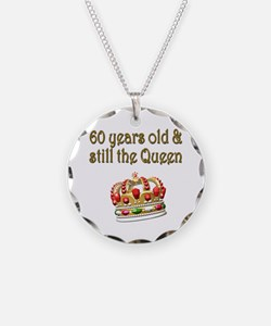 MAJESTIC 60 YR OLD Necklace