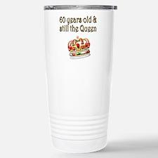 MAJESTIC 60 YR OLD Travel Mug