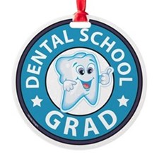Dental School Graduation Ornament