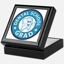 Dental School Graduation Keepsake Box