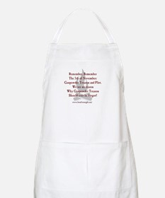 """""""Remember Remember the 5th of November"""" Apron"""