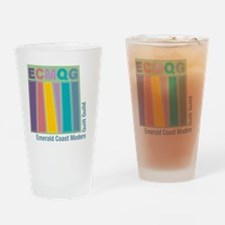 ECMQG Drinking Glass