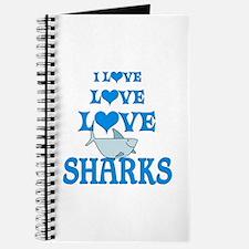 Love Love Sharks Journal