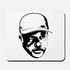 Wally Backman (Che Guevera Style) Mousepad