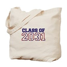 Class of 2031 Tote Bag
