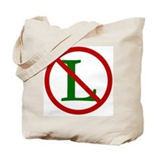 NOEL (NO L Sign) Tote Bag