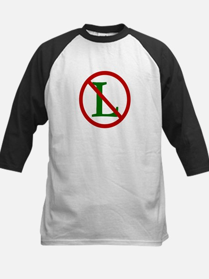 NOEL (NO L Sign) Kids Baseball Jersey