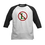 NOEL (NO L Sign) Kids Baseball Jersey