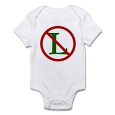 NOEL (NO L Sign) Infant Bodysuit
