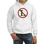 NOEL (NO L Sign) Hooded Sweatshirt