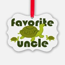 Favorite Uncle Ornament