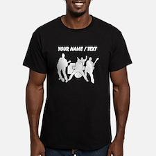 Custom Rock Band Silhouette T-Shirt