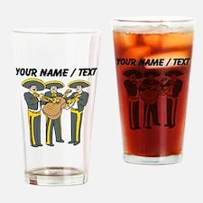 Custom Mariachi Band Drinking Glass