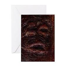 Malenomicon Greeting Card