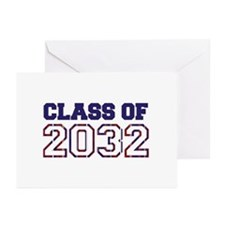 Class of 2032 Greeting Cards (Pk of 20)