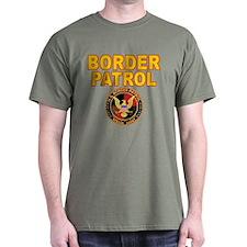 Border Patrol -  T-Shirt