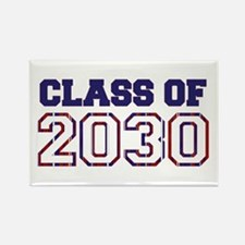 Class of 2030 Rectangle Magnet