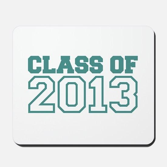 Class of 2013 Mousepad
