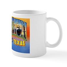 Galveston Texas Greetings Small Mug