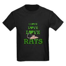 Love Love Rats T