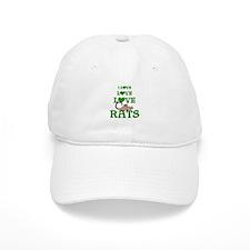 Love Love Rats Baseball Cap