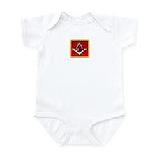 Cute Freemasonry Infant Bodysuit