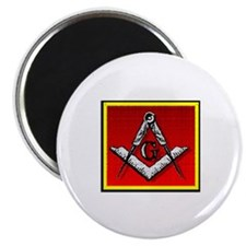 "Unique Masons 2.25"" Magnet (10 pack)"
