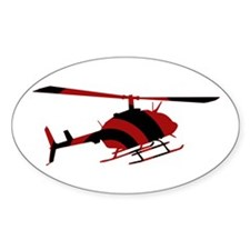 Helicopter Decal