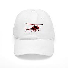 Helicopter Baseball Baseball Cap