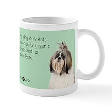 Organic Treats Small Mug