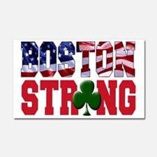 Boston Strong Car Magnet 20 x 12
