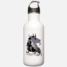 Whimsical Capricorn Water Bottle