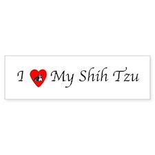 Shih Tzu (Bumper)