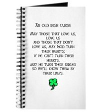 IRISH CURSE Journal