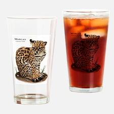 Margay Drinking Glass