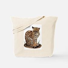 Margay Tote Bag