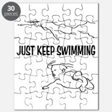 Just Keep Swimming Puzzle