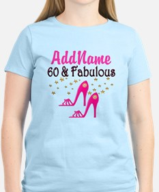 60 YR OLD SHOE QUEEN T-Shirt