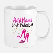 60 YR OLD SHOE QUEEN Mug