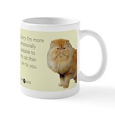 Emotionally Available Mug