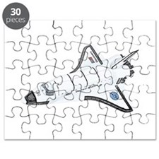 Space Shuttle Puzzle