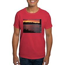 elph Renmark sunset T-Shirt