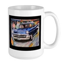 57 Chevrolet Bel Air Mug