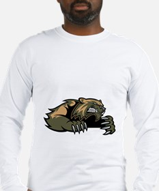 This Is Wolverine Country Long Sleeve T-Shirt