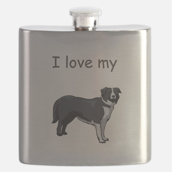 boarder-collie,i-love-my,pn.png Flask